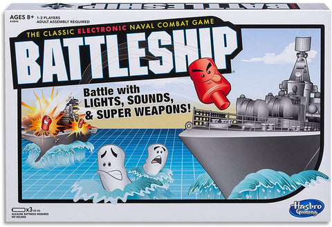 Battleship Board Game ELECTRONIC