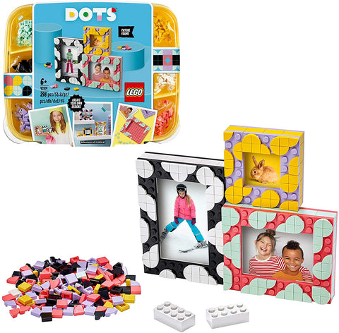 Lego Dots Pictures Frames