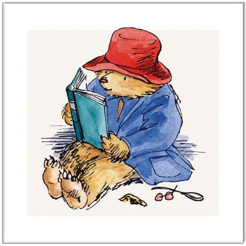 Museums and Galleries Paddington Reading Birthday Card