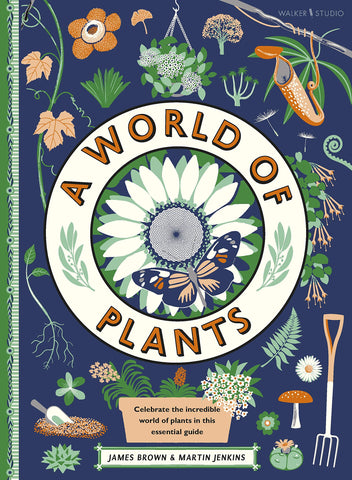 A World of Plants by Martin Jenkins