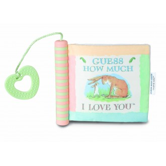 Guess How Much I Love You Soft Book with Sound and Teether