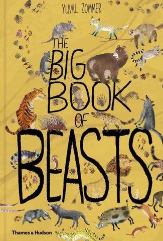 Big Book of Beasts by Yuval Zommer