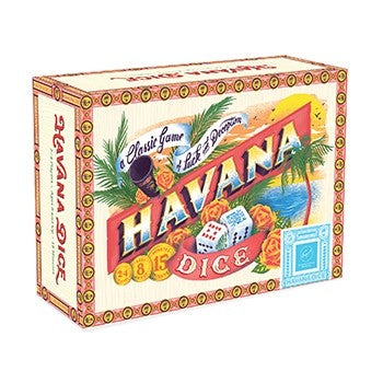 Havana Dice Card Game