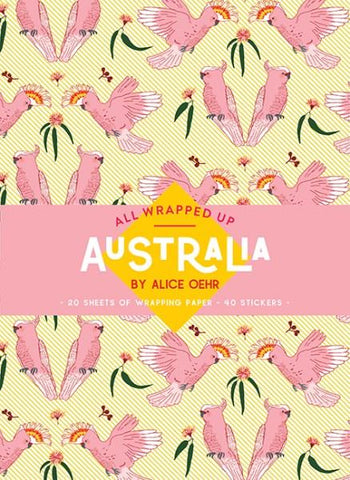 All Wrapped Up Australia by Aice Oehr