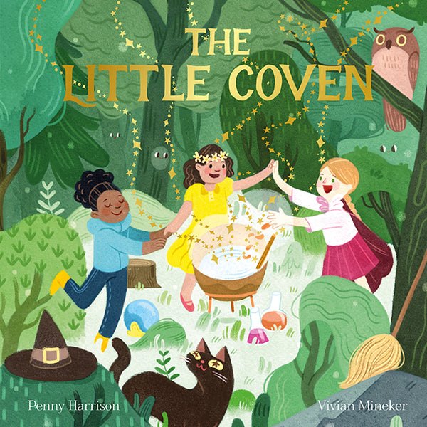The Little Coven by Penny Harrison