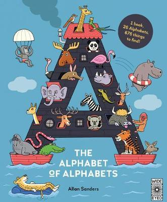 Alphabet of Alphabets Hard Back