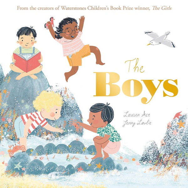 The Boys by by Ace and Lovlie