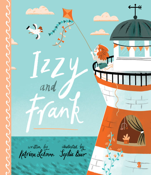 Izzy and Frank by Katrina Lehman