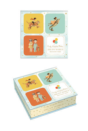 Dream World Matching Game by Emily Winfield Martin