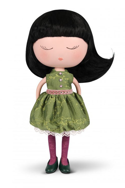 Anekke Love to Share Jade Dream Doll Green