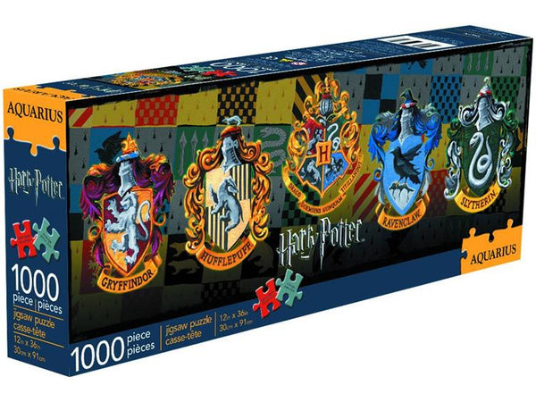 Harry Potter Crests 1000 Piece Jigsaw Puzzle