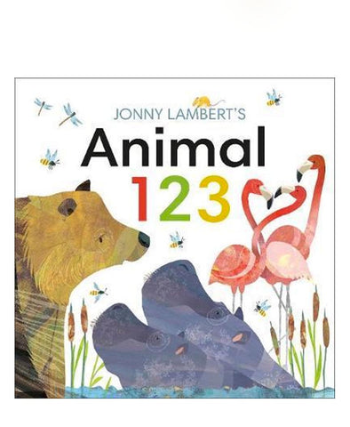 Animal 123 by Jonny Lambert