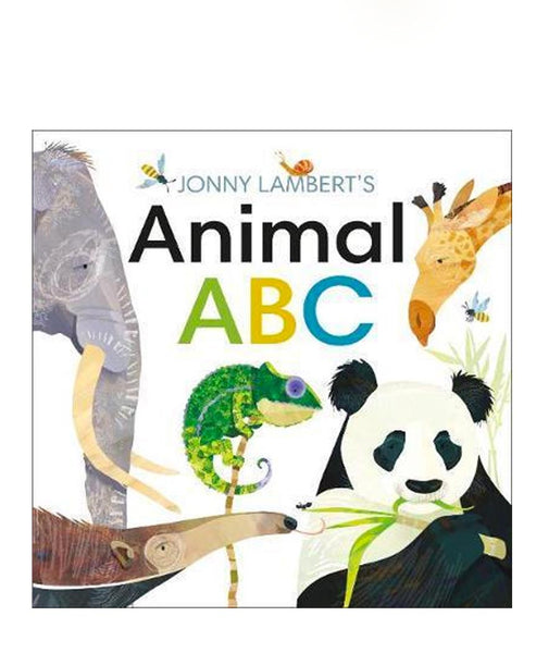 Animal ABC by Jonny Lambert