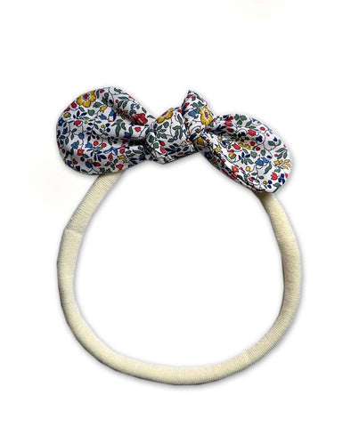 Pretty Wild Anna Bow Elastic Headband Katie and Millie