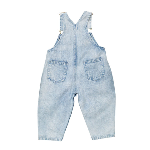 Goldie + Ace Austin Denim Overalls