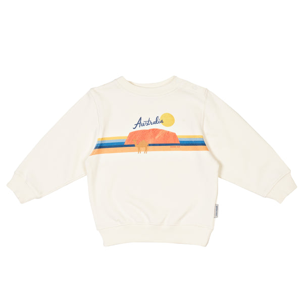 Goldie + Ace Australia Relaxed Sweater
