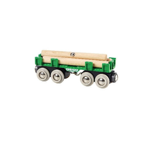 Brio Vehicle Lumber Loading Wagon