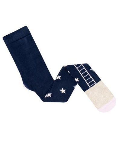 Billy Loves Audrey Reach for the Stars Tights