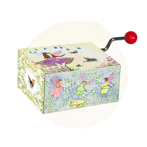 Enchantmints Mini Music Fairy Boxes - Gizelle