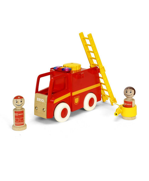 Brio Light & Sound Firetruck