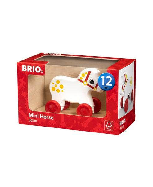Brio Mini Push Along Horse