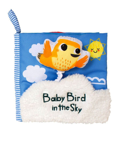 Manhattan Toy What's Outside Sky Fabric Book