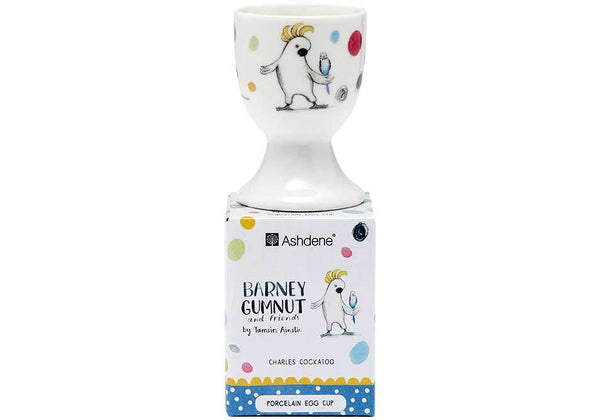 Barney Gumnut and Friends Cockatoo Egg Cup
