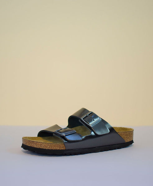Birkenstock NL WB Arizona Metallic - Narrow