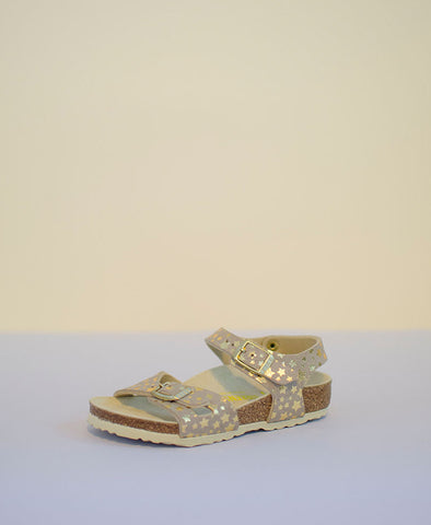 Birkenstock Rio MF Starry Sky - Narrow Sandal