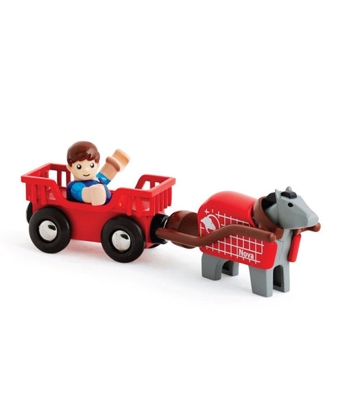 Brio Horse and Wagon