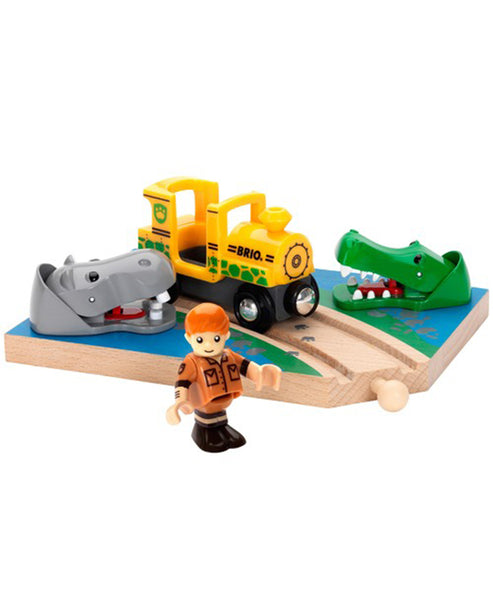 Brio Safari Curve