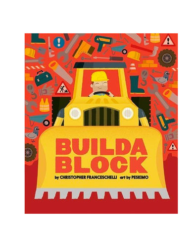 Buildablock Book by Christopher Franceschelli