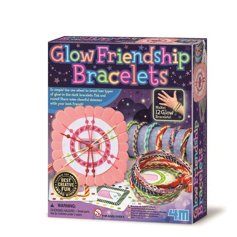 4M Glow Friendship Bracelets