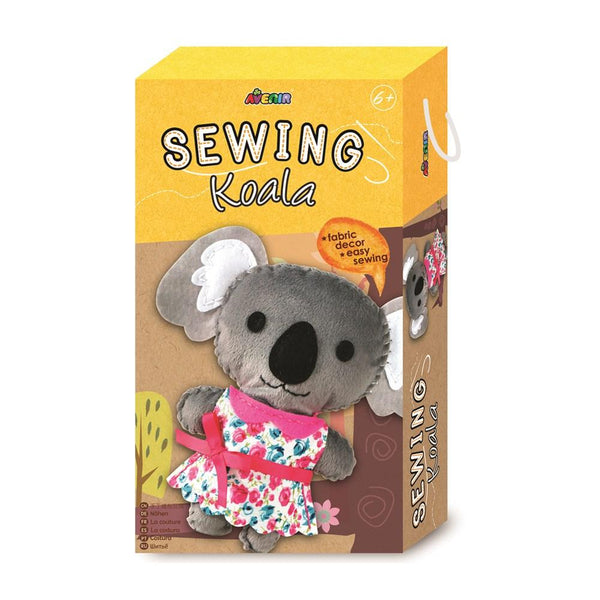 Avenir Clever Hands Sewing Koala Kit
