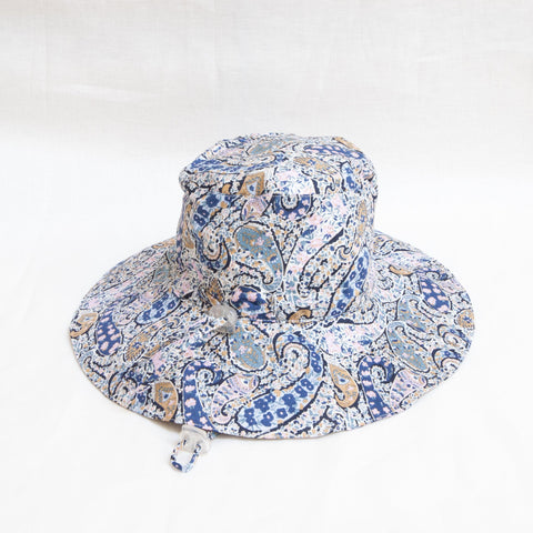 Pretty Wild Charlie Summer Hat English Paisley