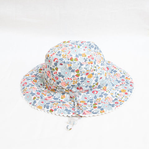 Pretty Wild Charlie Summer Hat Betsy Powder Blue