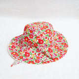 Pretty Wild Charlie Summer Hat Red Betsy