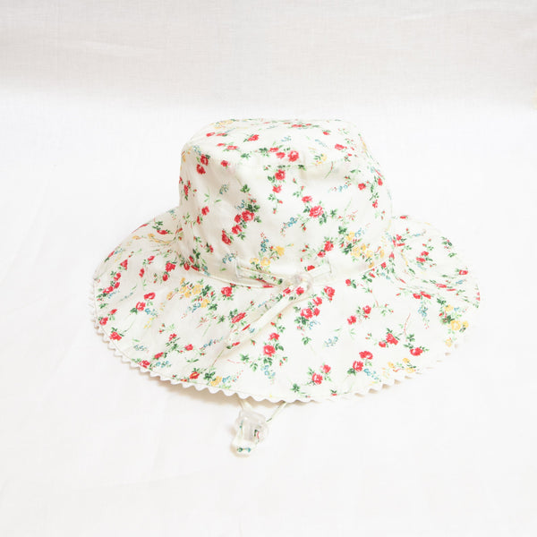 Pretty Wild Charlie Summer Hat Rose Garden