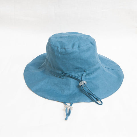Pretty Wild Charlie Summer Hat Lake Linen