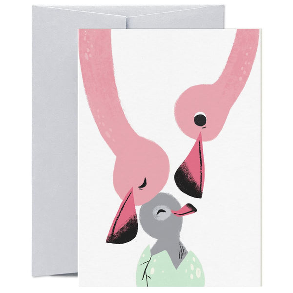Card Nest New Arrival Flamingo Card