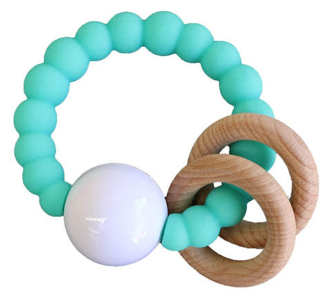 Jellystone Cloud Teether Mint