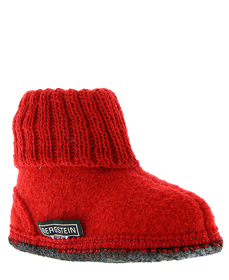 Bergstein Cozy Slippers Red