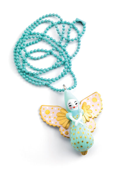 Djeco Lovely Charms Fairy Necklace