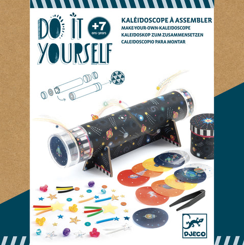 Djeco Do It Yourself Space Kaleidoscope