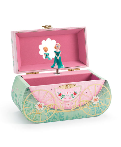 Djeco Carriage Ride Music Box