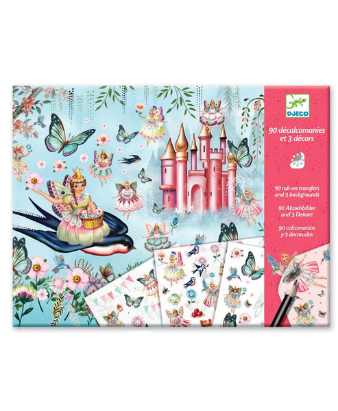 Djeco In Fairyland Decals