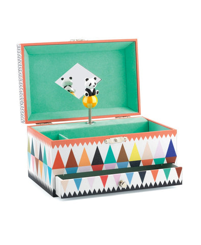 Djeco Panda Music Box