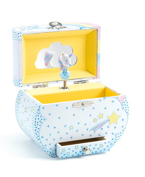 Djeco Unicorns Dream Music Box