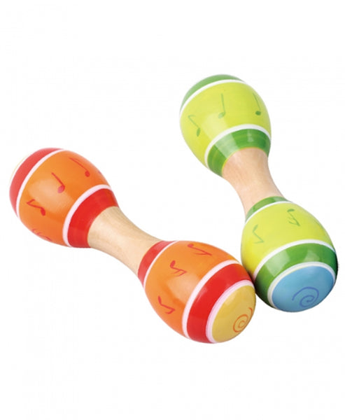 Toyslink Double Egg Shaker Marracca