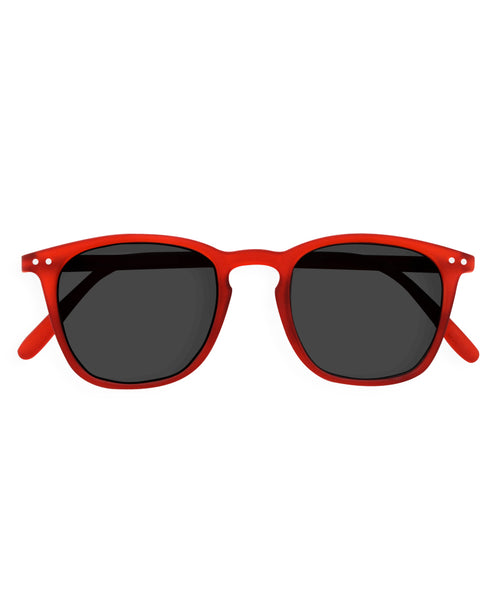 Izipizi: Sun Junior Sunglasses Collection: E Shape: Red